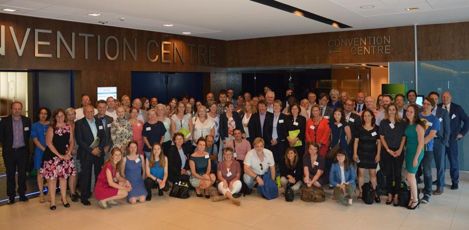 Participants of the HOSPEEM-EPSU Conference on Continuous Professional Development, 19 and 20 June 2017, Amsterdam