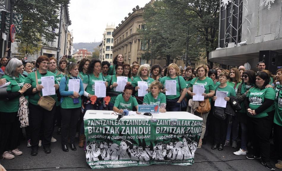 Elderly care agreement, ELA, Spain
