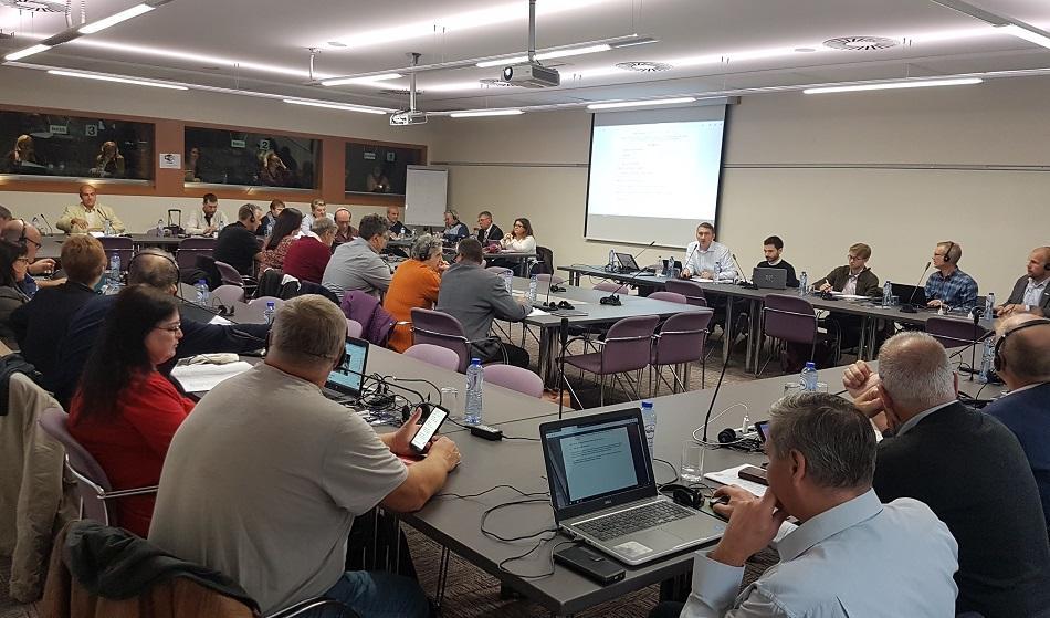 EPSU Standing Committee Utilities 10 October 2019