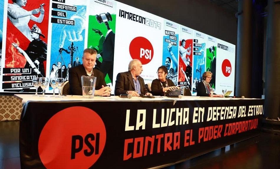 IAMRECON PSI June 2019 Buenos Aires