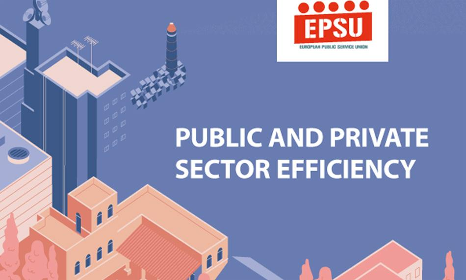 Public Private sector Efficiency cover