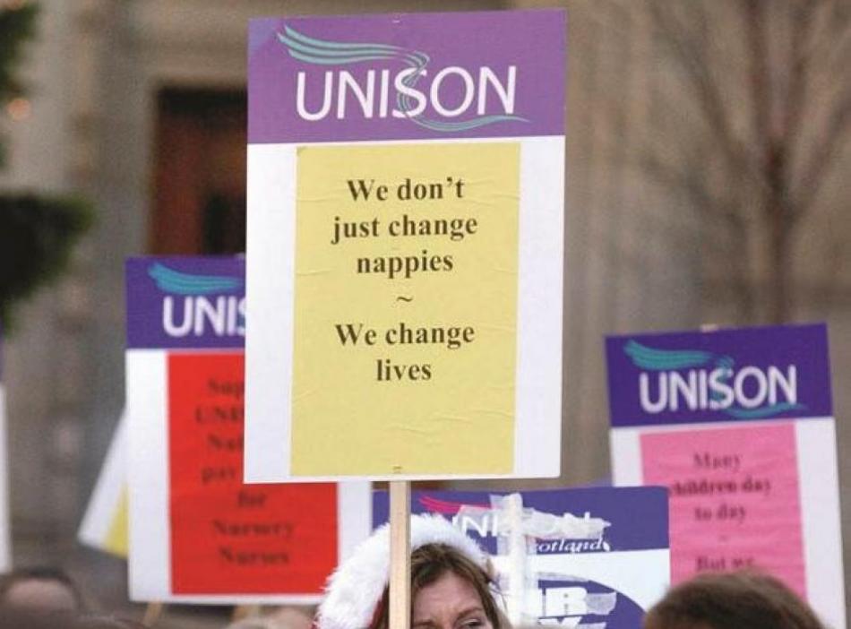 Childcare services Unison