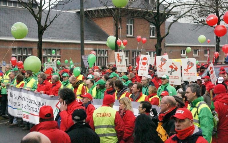 2 December, Brussels