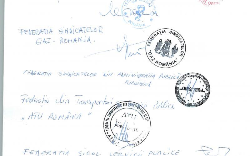 Open letter - signed