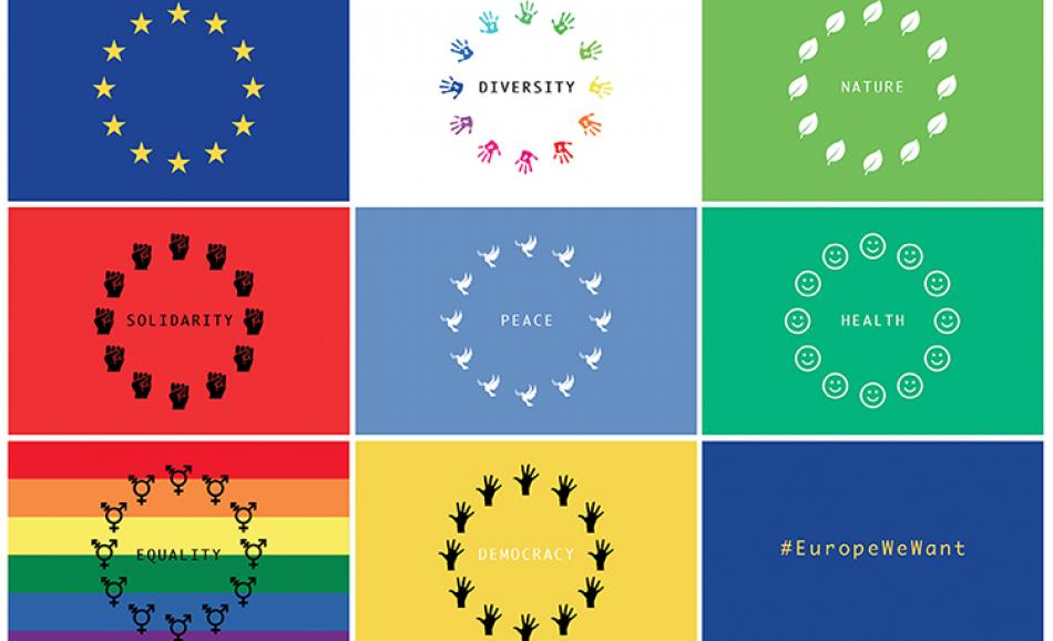 Europe We Want - Scenario 6: Sustainable Europe for its Citizens