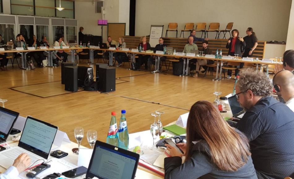 Trade unions set up global union network in German multinational Fresenius 16 May 2019, Frankfurt