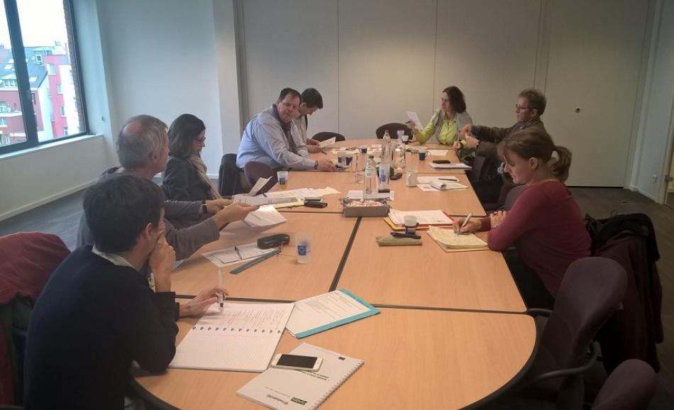 European Trade Union Federations network meeting on digitalisation, 7 October 2016, EPSU offices, Brussels