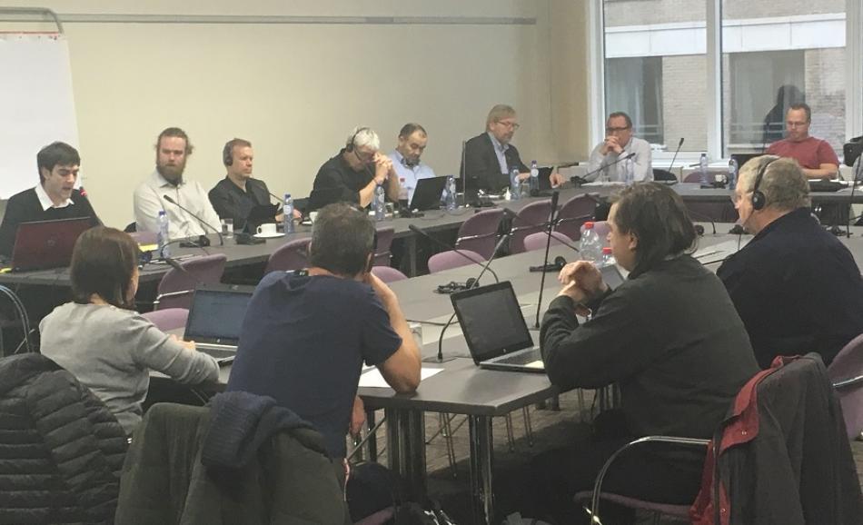 EPSU Standing Committee on Utilities, 7 February 2017