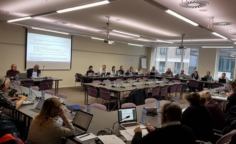 EPSU Standing Committee on Utilities February 2020