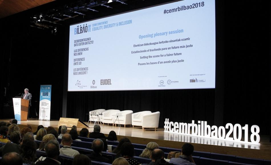CEMR Confernce Bilbao June 2018