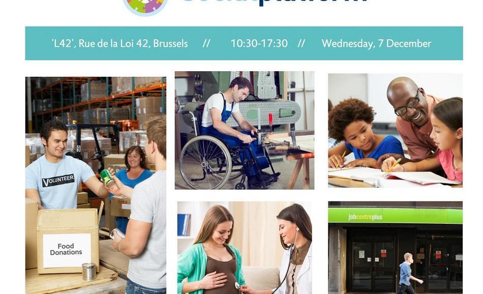 Social Platform - Investing in services