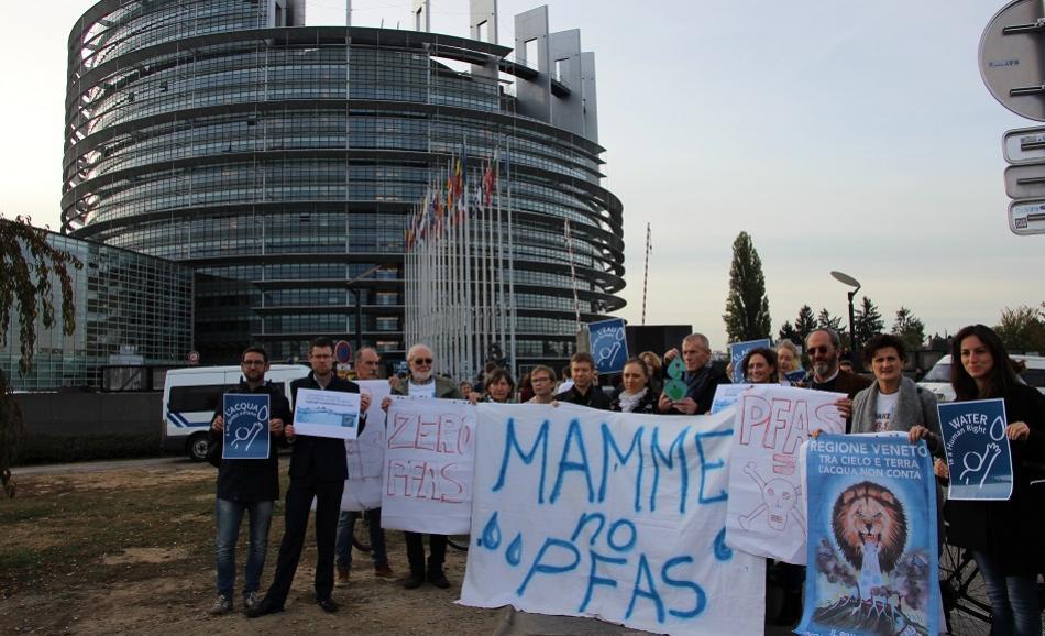 DWD vote 23 October 2018, Strasbourg