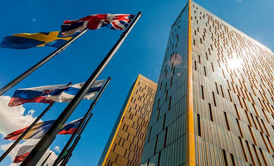 ECJ building in Luxembourg©CanStockPhoto fuchsphotography