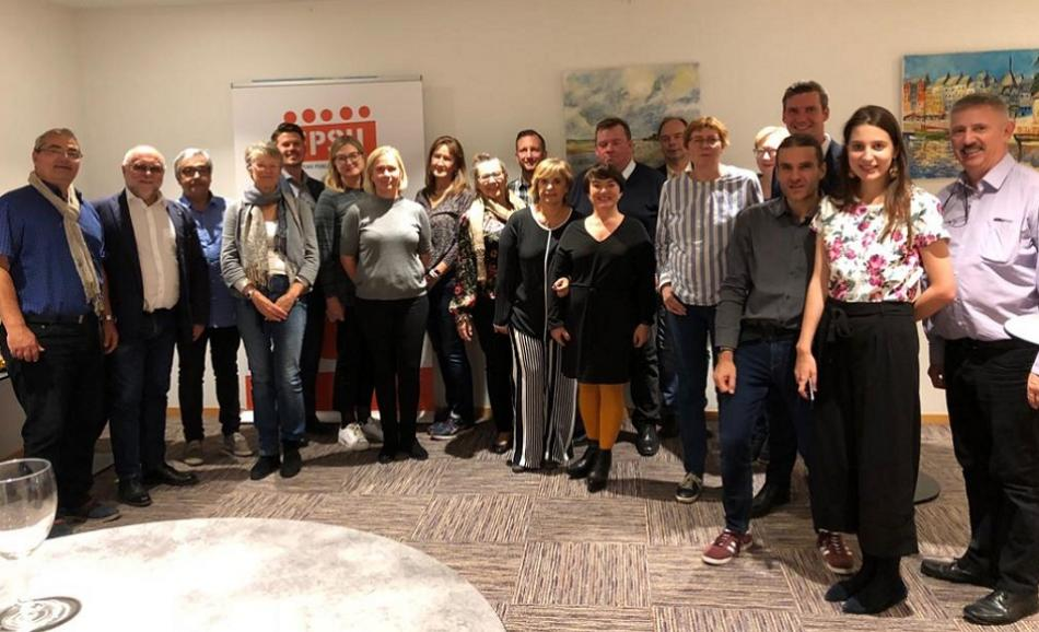 EPSU Standing Committee on Local and Regional Government, 4 October 2018, Brussels
