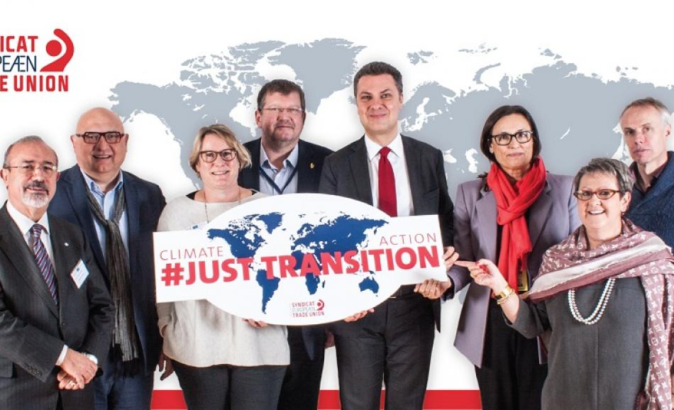 ETUC Extraordinary Executive Committee 7 November 2016, Brussels
