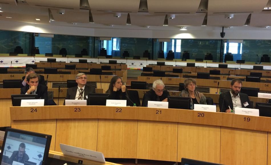 EU Korea FTA DAG meeting on 5 October 2016, Brussels