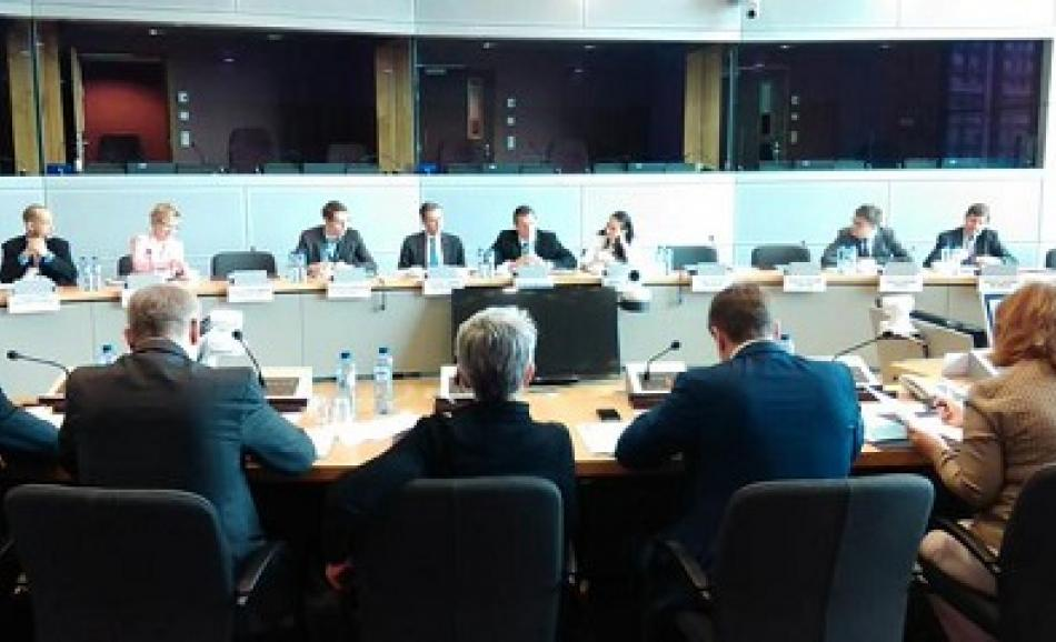Interprofessional Social Partners meeting with the European Commission on the Energy Union Framework Strategy - 23 June23 June 2015, Brussels