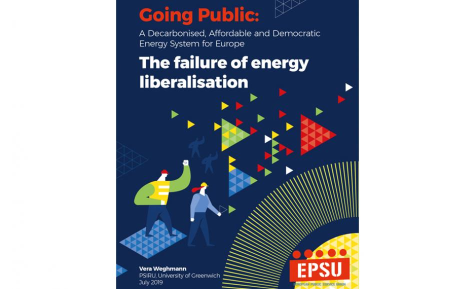 going public energy liberalisation