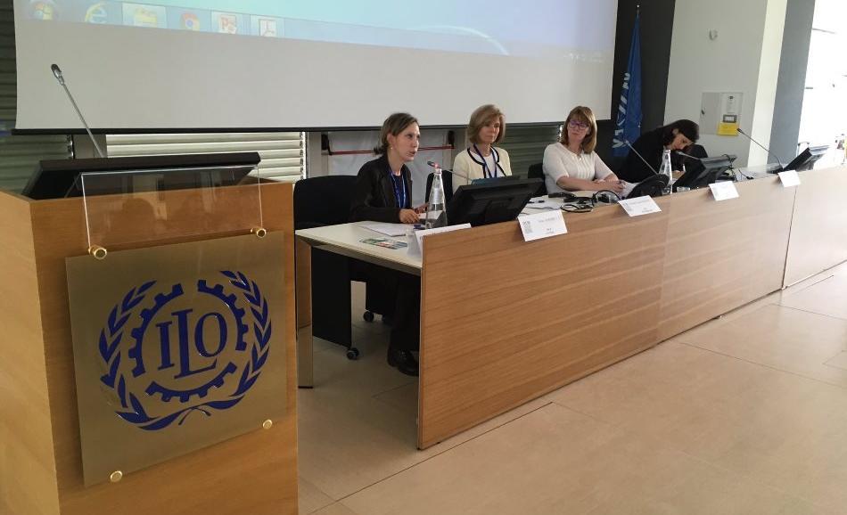 Labour INT conference Turin - ILO