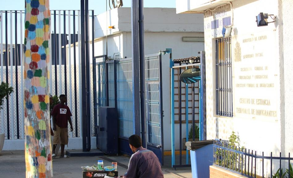 June 2018 meeting Med EPSU affiliates in Melilla Migration
