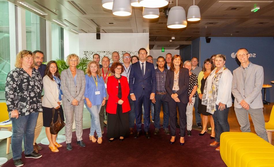 Signature of Gender Equality Agreement renewal - SUEZ, September 2019