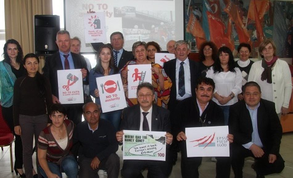 Energy meeting in Yalova, October 2013