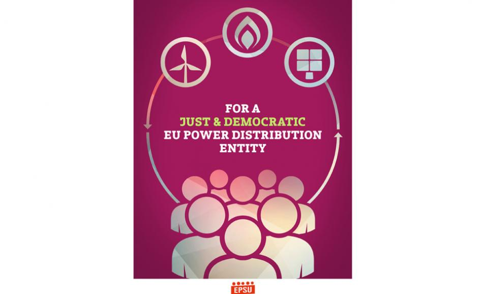 For a Just and Democratic EU Power Distribution Entity cover