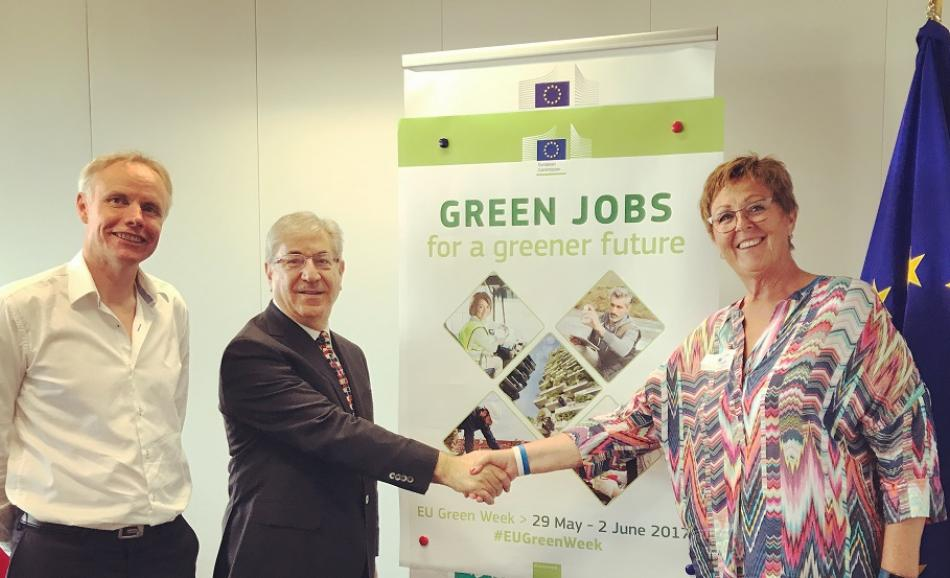 Meeting with Commissioner Vella 22 June 2017