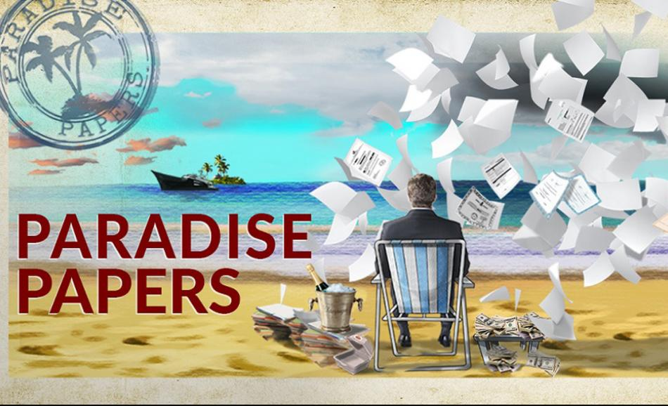 PARADISE PAPERS ICIJ image