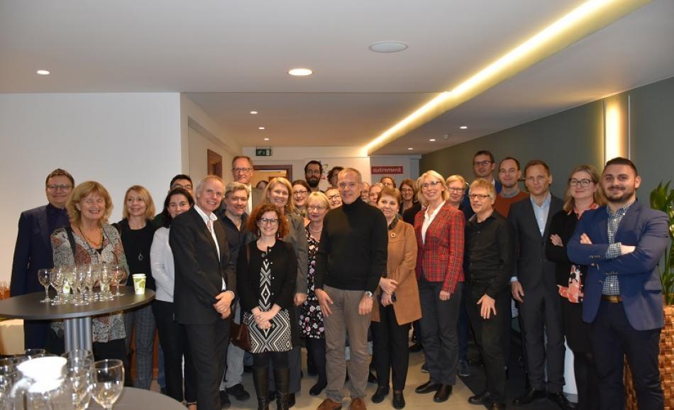 Members of the LRG Social Dialogue
