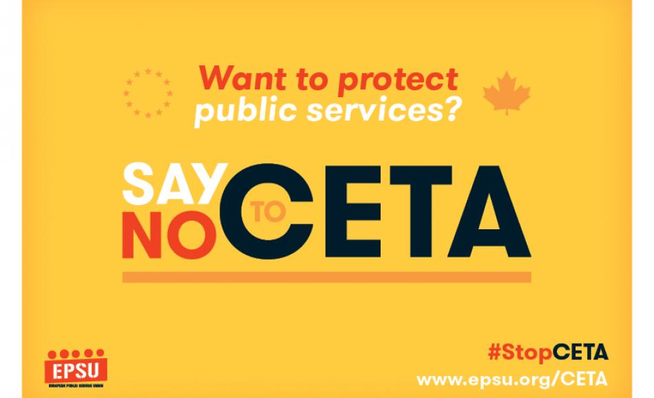 Say no to CETA