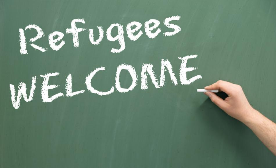 """Unions say """"refugees welcome""""_16.05"""