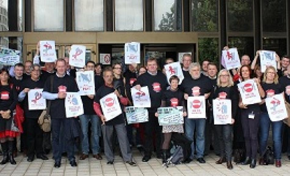 10 October 2013, Luxembourg