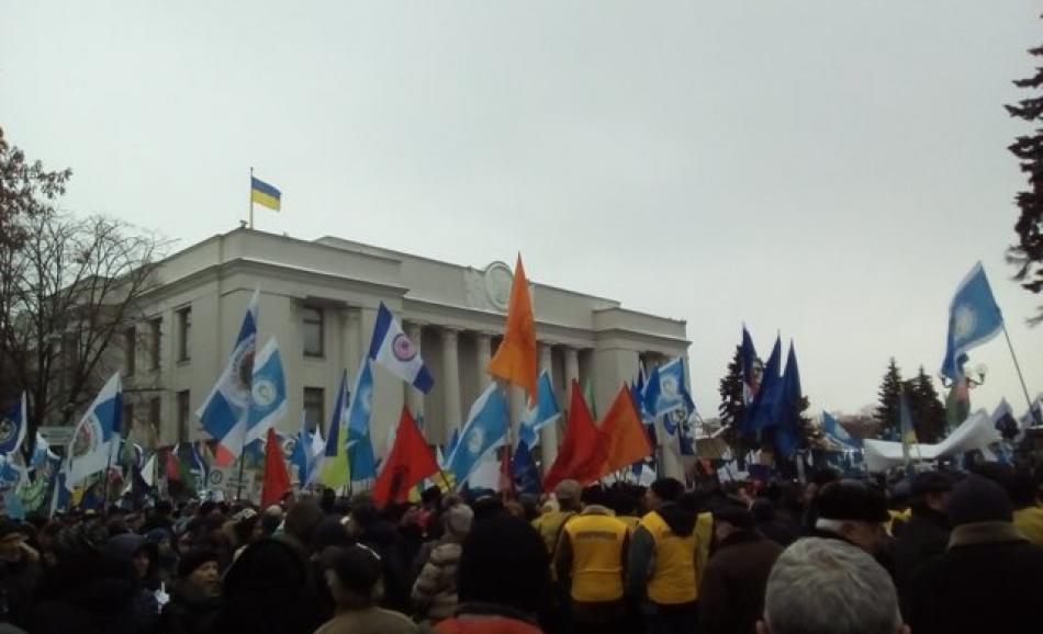 Ukraine 8 December 2016