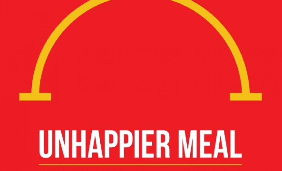 cover report Unhappier Meal - tax avoidance still on the menu at McDonalds