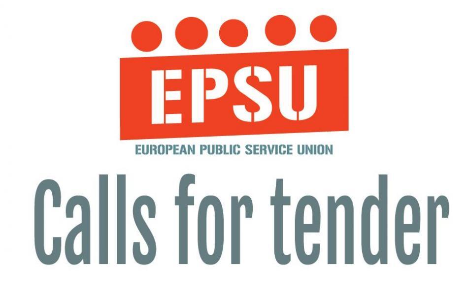 Call for tenders EU Energy market liberalisation