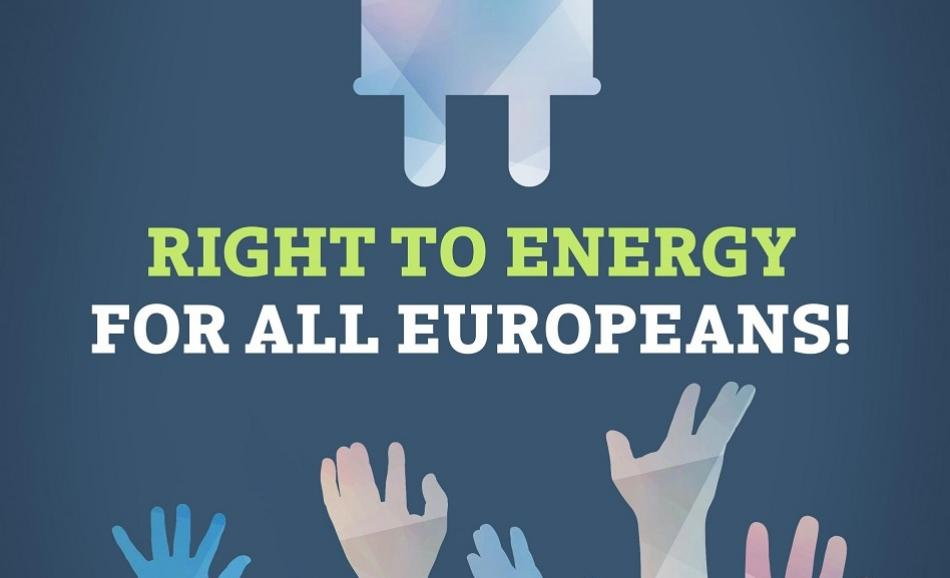 Cover page EPSU - EAPN joint policy paper Right to Energy for all Europeans