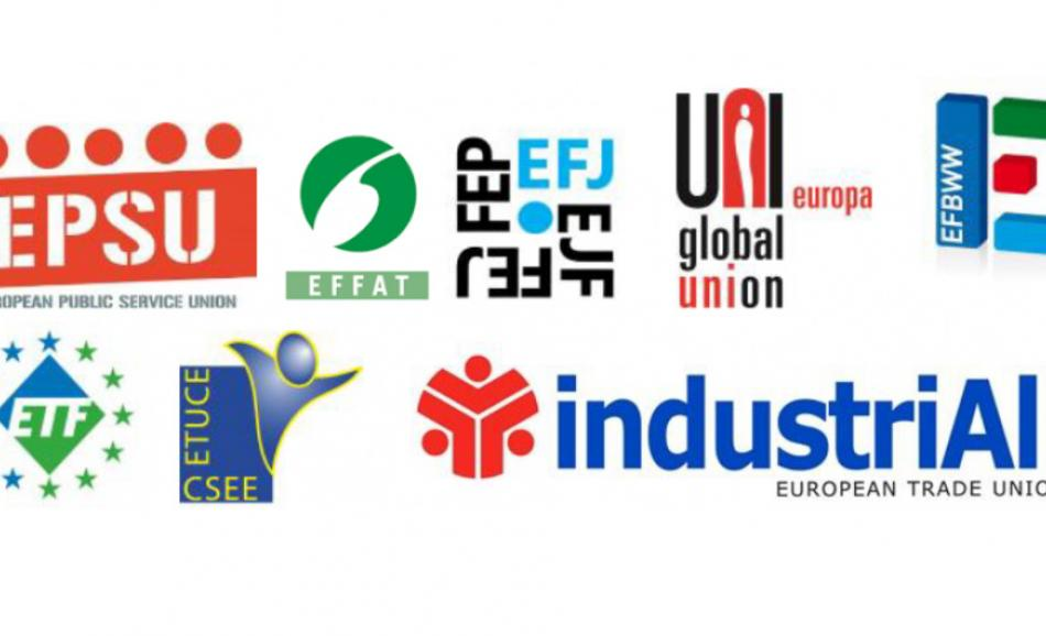 European trade union federations joint briefing on CETA February 2017