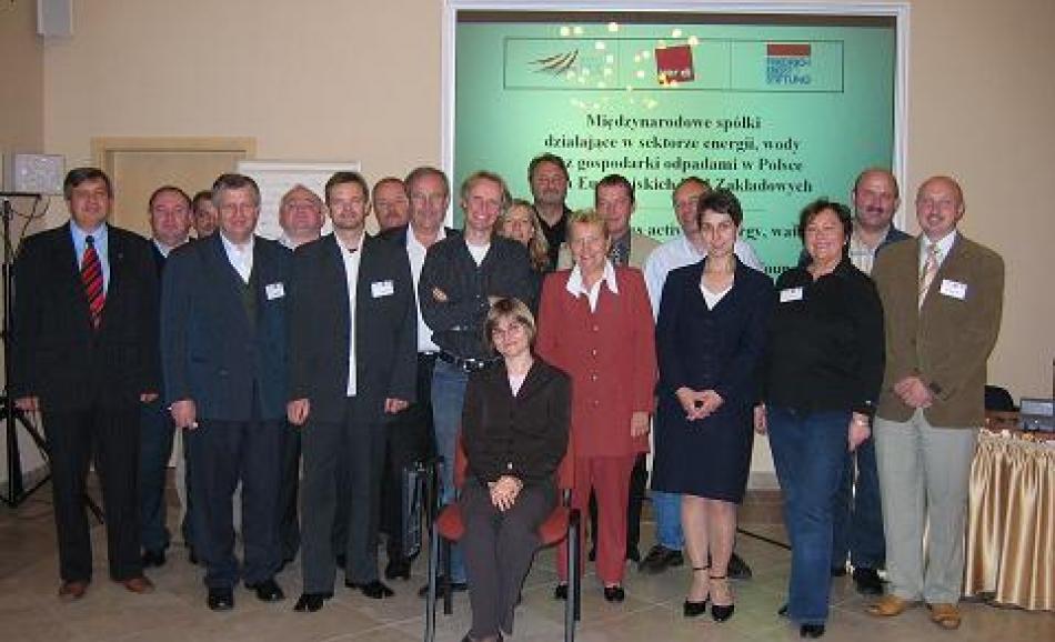 Photo joint seminar Warsaw small