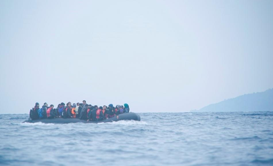 stop the criminalisation of solidarity with migrants and refugees