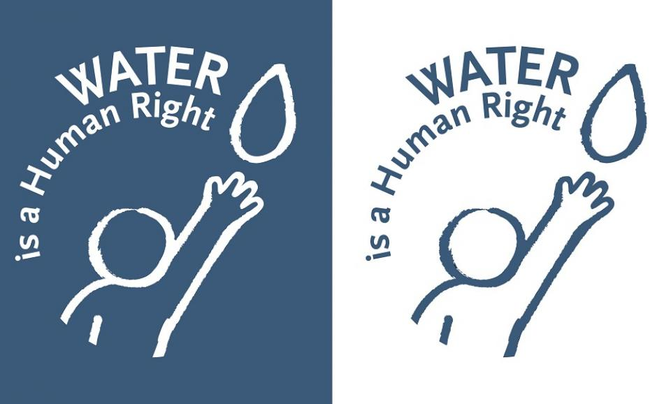 Right2Water campaign logos
