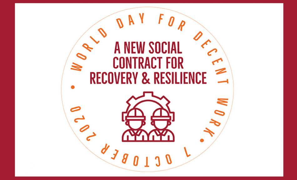 World Day for Decent Work 2020
