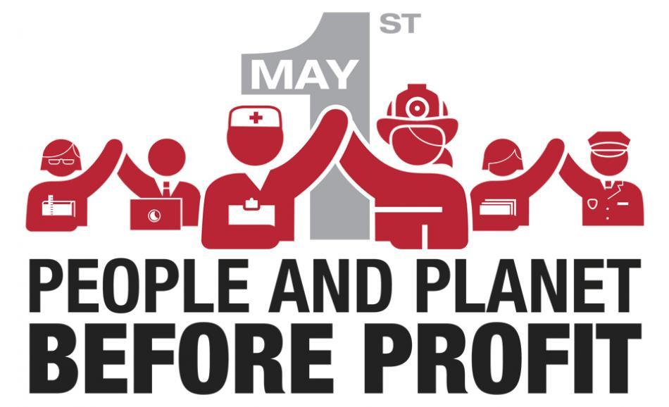 EPSU logo 1st May