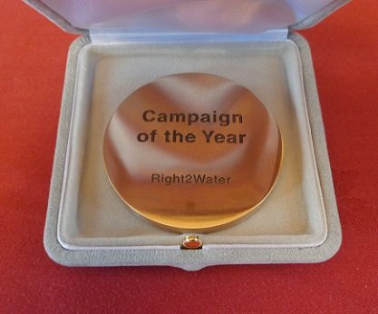 Campaign of the year award