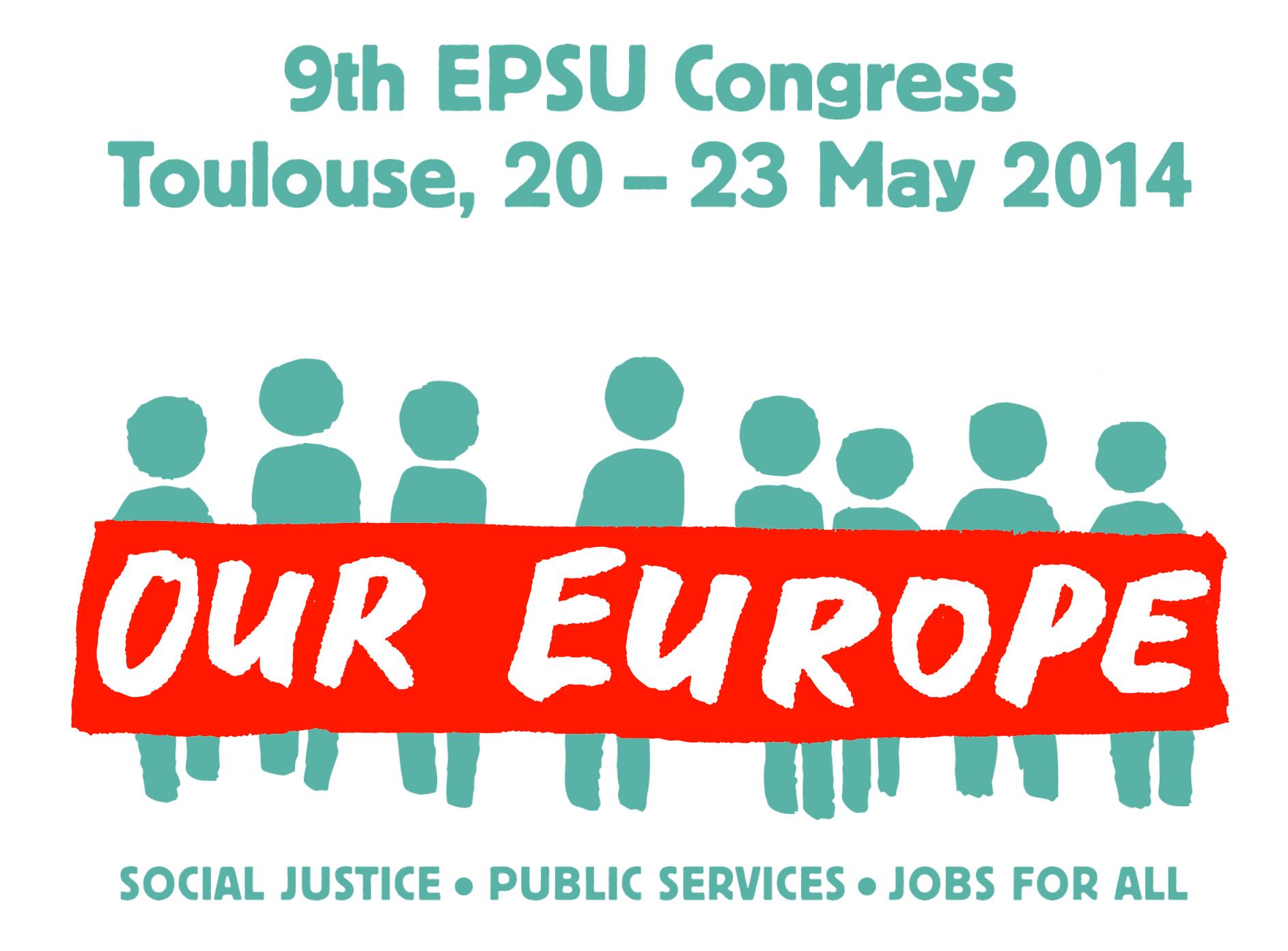EPSU - Our Europe