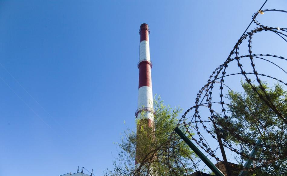 © Can Stock Photo / selezenj Chimney power plant
