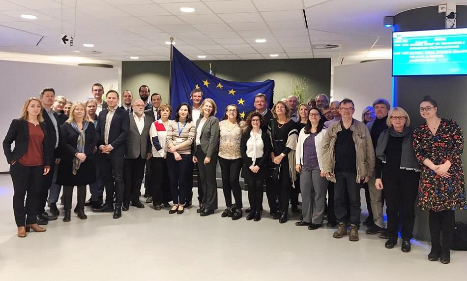 Local and Regional government  social dialogue committee 25 February 2020