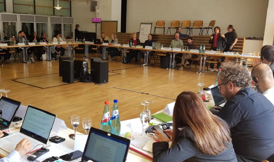 Trade unions set up global union network in German multinational Fresenius 16 May 2019, Frankfurt