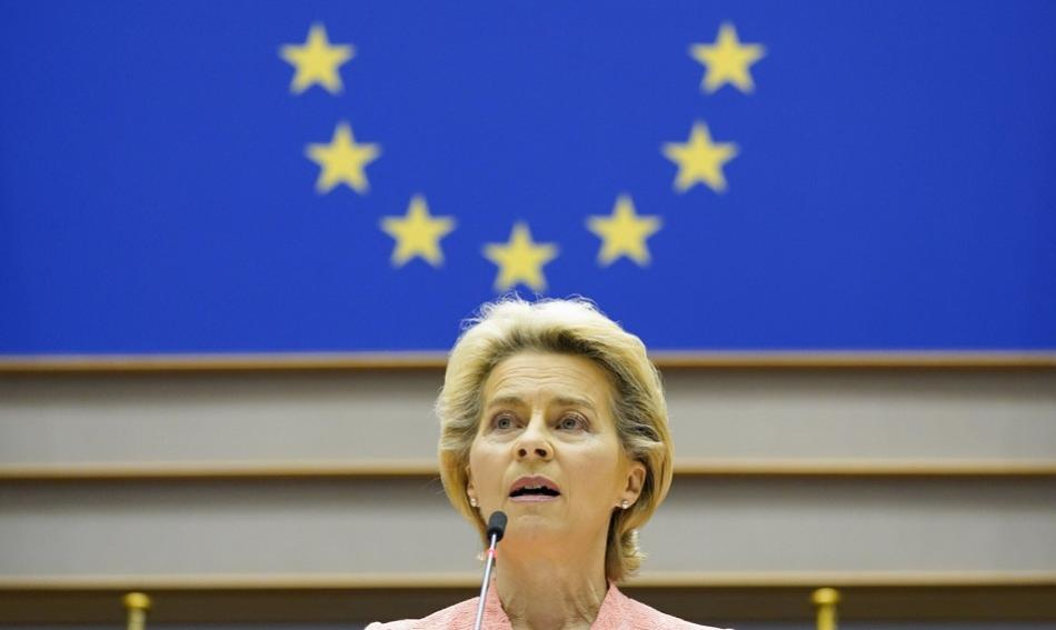 State of the Union Ursula Von der Leyen