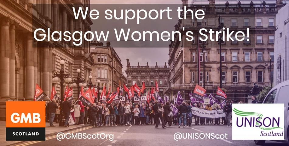 23 October Glasgow strike